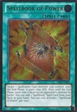Yu-Gi-Oh Astral Pack 2 Single Spellbook of Power Ultimate Rare - MODERATE PLAY (MP)