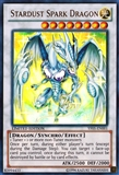 Yu-Gi-Oh Promotional Single Stardust Spark Dragon Ultra Rare - NEAR MINT (NM)