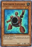 Yu-Gi-Oh Starter Deck Duelist Toolbox 1st Ed. Single Synchron Explorer Super Rare - NM
