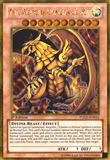 Yu-Gi-Oh Premium Gold 1st Ed. Single The Winged Dragon of Ra Gold Rare - NEAR MINT