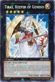 Yu-Gi-Oh Battle Pack Epic Dawn 1st Ed. Single Tiras, Keeper of Genesis Star Foil - NM