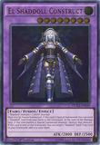 Yu-Gi-Oh Duelist Alliance Single El Shaddoll Contruct Ultimate Rare - NEAR MINT (NM)
