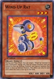Yu-Gi-Oh Order of Chaos 1st Ed. Single Wind-up Rat Super Rare - NEAR MINT (NM)