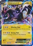 Pokemon Legendary Treasures Single Zekrom EX 52/113 - NEAR MINT (NM)