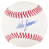 Don Zimmer Autographed Baseball TriStar Authenticated