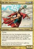 Magic the Gathering Coldsnap Single Zur the Enchanter UNPLAYED (NM/MT)