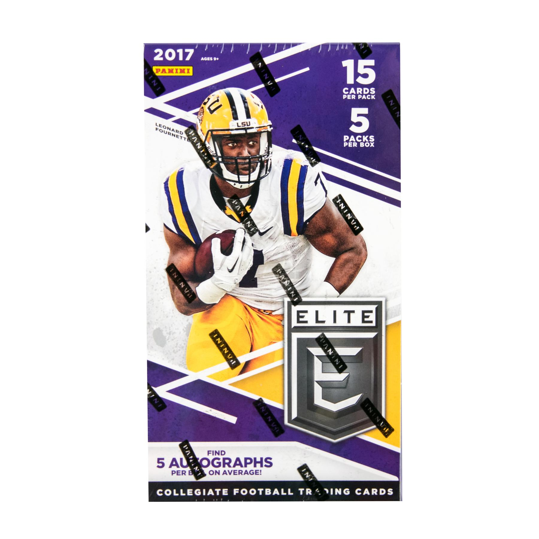 football hobby 2018 panini unparalleled football hobby 16-box case each box contains two.