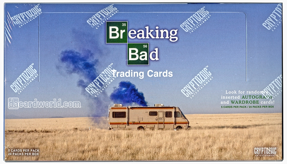 Breaking Bad 5 Season - Collectible Entertainment