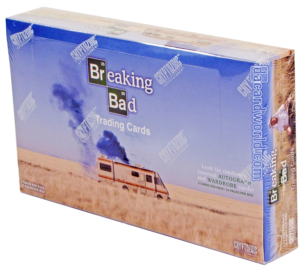 Collectors.com - Trading Cards - CRYPTOZOIC - BREAKING BAD ...