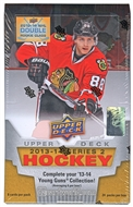 2013/14 Upper Deck Series 2 Hockey Hobby Box
