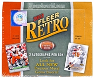 2013 Upper Deck Fleer Retro Football Hobby Box