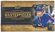 2014/15 Upper Deck Masterpieces Hockey Hobby Box