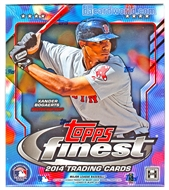 2014 Topps Finest Baseball Hobby Box