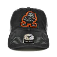 Cleveland Browns '47 Brand Dark Gray Plasma Clean Up Adjustable Hat (Adult One Size)