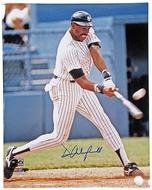 Dave Winfield Autographed New York Yankees 16x20 Baseball Photo