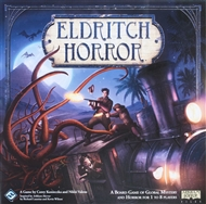 Eldritch Horror Board Game (Fantasy Flight Games)