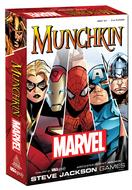 Munchkin Marvel Edition (USAopoly)