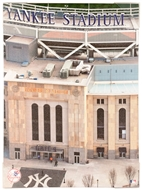 New York Yankees Stadium 18x24 Artissimo