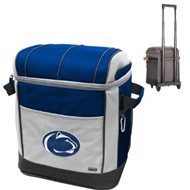 Coleman Penn State Nittany Lions Soft-Side Rolling 50 Can Cooler