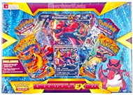 Pokemon Krookodile-EX Box