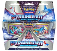 Pokemon XY Trainer Kit Two-Player Starter Set (Latios & Latias)