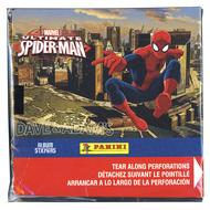 Panini Marvel Ultimate Spider-Man Stickers Box