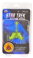 Star Trek Attack Wing: Klingon I.K.S. Gr'oth Expansion Pack