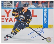 Steve Ott Autographed Buffalo Sabres 8x10 Hockey Photo