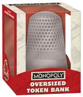 Monopoly: Oversized Thimble Token Bank (USAopoly)