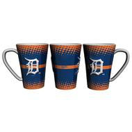 Boelter Detroit Tigers Sculpted Latte Coffee Mug