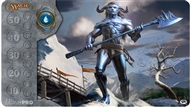 Ultra Pro Magic the Gathering Blue Frost Titan Playmat