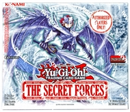 Konami Yu-Gi-Oh The Secret Forces 1st Edition Booster Box