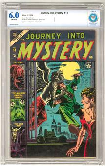Journey Into Mystery #14 CBCS (OW) *0003005-AA-007*