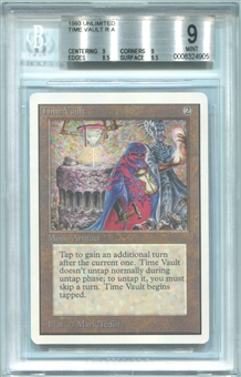Magic the Gathering Unlimited Single Time Vault BGS 9 - *0008324905*