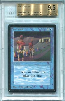 Magic the Gathering Beta Single Time Walk - BGS 9.5 (9,9.5,9.5,10 SUBS) *0009003203*