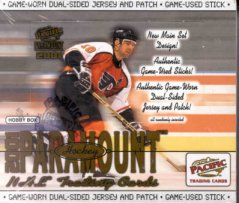 2000/01 Pacific Paramount Hockey Hobby Box