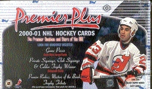 2000/01 Topps Premier Plus Hockey Hobby Box