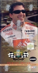 2000 Upper Deck Premiere Edition Racing Hobby Box (1/64 car)