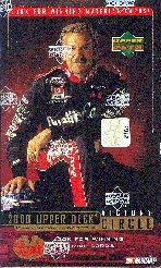 2000 Upper Deck Victory Circle Racing Hobby Box