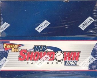 WOTC MLB Showdown Pennant Run 2000 Baseball Booster Box