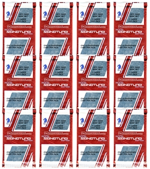 2001/02 ITG Be A Player Signature Series Hockey Hobby Pack (Lot of 12)(12 Autos!)