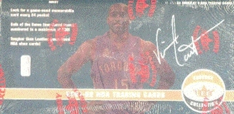 2001/02 Fleer Shoebox Basketball Hobby Box