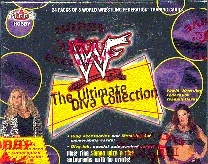 2001 Fleer WWF WWE Ultimate Diva Collection Wrestling Hobby Box