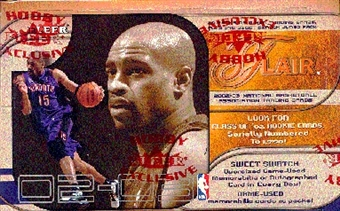 2002/03 Fleer Flair Basketball Hobby Box