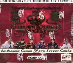 2002/03 Pacific Crown Royale Hockey Hobby Box