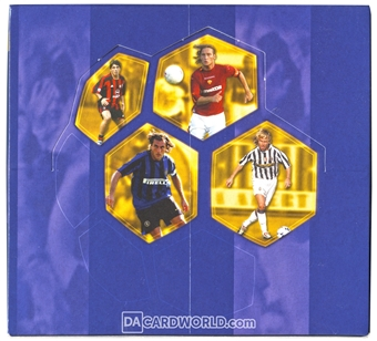 2003/04 WOTC Soccer (Football) Series 2 Italian Booster Box