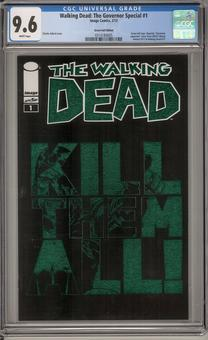 Walking Dead: The Governor Special #1 CGC 9.6 (W) *0314184005*