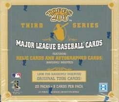 2002 Topps T-206 Series 3 Baseball Hobby Box