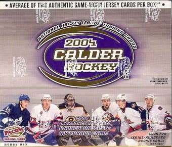 2003/04 Pacific Calder Hockey Hobby Box