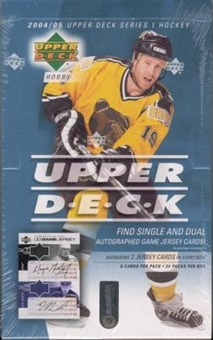 2004/05 Upper Deck Hockey Hobby Box